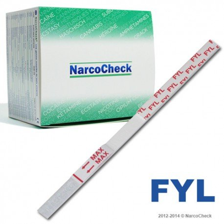 FYL urine test (fentanyl)