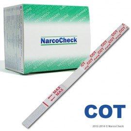 COT urine test (cotinine, nicotine, cigarette)