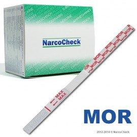MOR urine test (heroine, morphine, opiates)