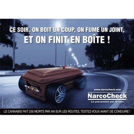 slogan contre drogue