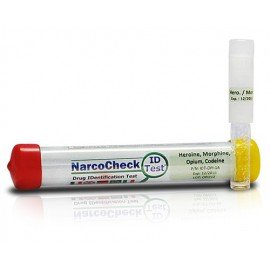 Identification test : Heroine & Opiates