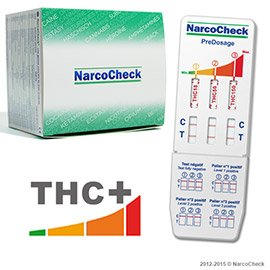 THC PreDosage test